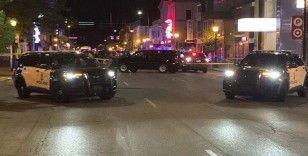 ABD'de protestocuların üzerine araç sürüldü: 1 ölü, 3 yaralı