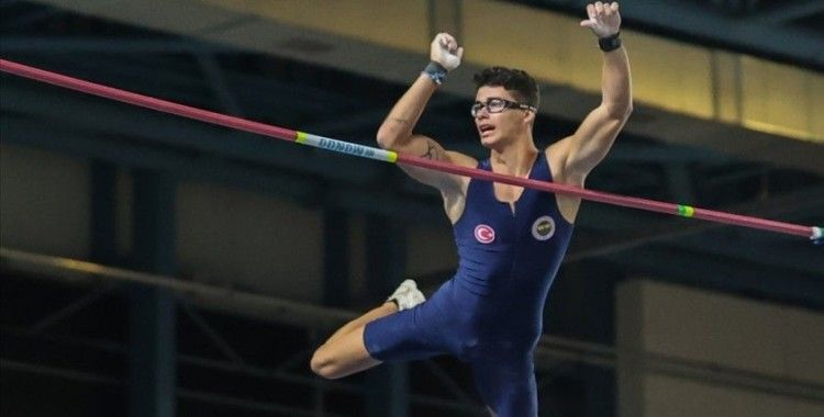 Milli atlet Ersu Şaşma olimpiyat kotası aldı