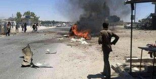 Afrin'de bombalı araç patladı: 1 kişi öldü, 2 sivil yaralandı