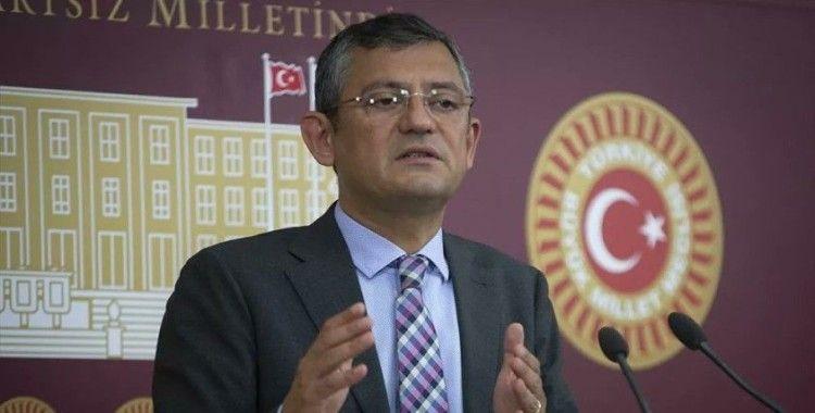 CHP'li Özel, Soma davası sonrası gözyaşlarına boğuldu: 'Peşini bırakmayacağız'
