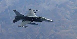 MSB: Gara'da 4 PKK'lı terörist etkisiz hale getirildi