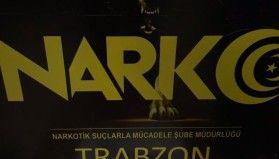 Trabzon'da 100 kg Bonzai yapılabilecek sentetik uyuşturucu ele geçirildi