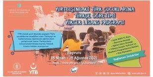 YTB'nin Türkçe YLP burs başvuruları devam ediyor