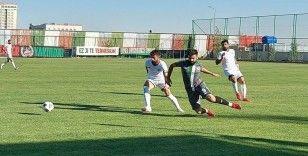 Diyarbakırspor tek golle yola devam dedi