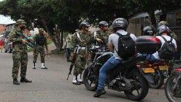 Kolombiya'da orduya bombalı saldırı
