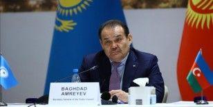 Türk Konseyi Genel Sekreteri Amreyev, Şuşa Beyannamesinin imzalanmasını memnuniyetle karşıladı