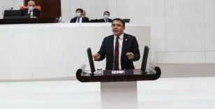 Hasan Baltacı: 377 Bin nüfusa hizmet veren hastanemizde göğüs cerrahı yok