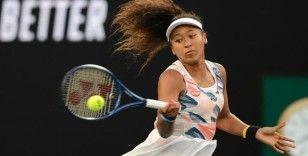 Japon tenisçi Osaka Wimbledon'dan çekildi