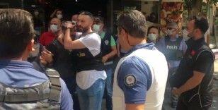 HDP binasında silahlı saldırı düzenleyen şüpheli adliyeye sevk edildi