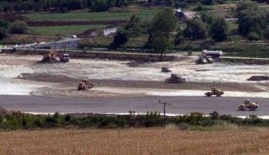 Kanal İstanbul şantiye alanı giderek genişletiliyor