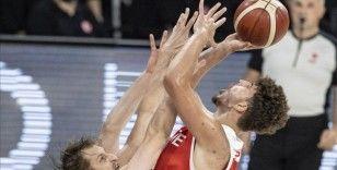 A Milli Basketbol Takımı hazırlık maçında Rusya'yı yendi