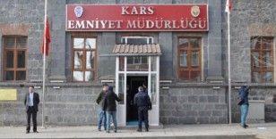 Kars'ta aranan 64 kişi yakalandı