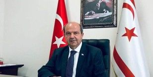 Kuzey Kıbrıs Cumhurbaşkanı Ersin Tatar'dan Mustafa Akıncı'ya yanıt: Seçimi kaybetmeyi hazmedememiş