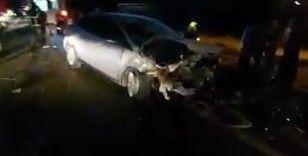 Gaziantep'te zincirleme trafik kazası: 2'si ağır 5 yaralı