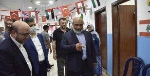 Türk STK'lar, Lübnan'daki Filistin mülteci kamplarının ihtiyaçlarını karşılamak için çaba sarf ediyor