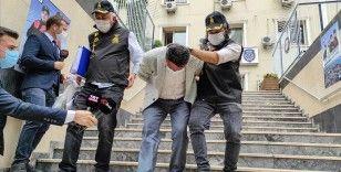 Ataşehir'de bir kadının öldüğü silahlı gasp olayına ilişkin gözaltına alınan 6 kişi adliyeye sevk edildi
