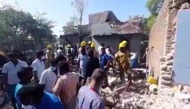Hindistan'da havai fişek fabrikasında patlama