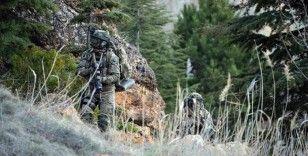 Pençe-Yıldırım operasyonunda 2 PKK'lı terörist daha etkisiz hale getirildi