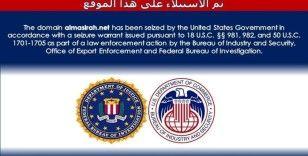 ABD'nin İran'a ait Press TV ve Al-Alam internet sitelerine el koyduğu iddia edildi