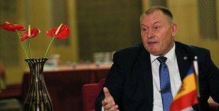 Moldova Dışişleri Bakanı Ciocoi: Stratejik ulusal çıkarımız, Türkiye ile ikili ilişkileri derinleştirmektir