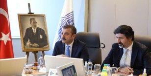 Merkez Bankası Başkanı Kavcıoğlu'ndan Türkiye Bankalar Birliği'ne ziyaret