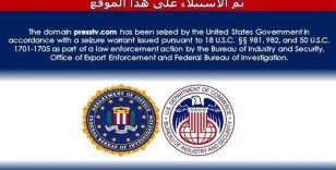 ABD'nin İran internet sitelerine el koyduğu doğrulandı