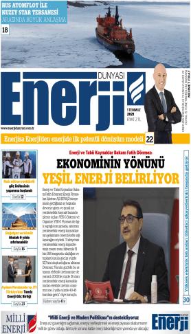 Enerji Dünyası - Temmuz 2021