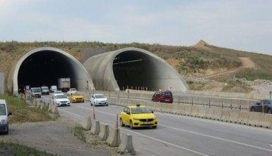 Olay olan dağsız tünel'in son hali