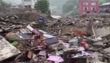 Japonya'daki sel ve heyelan felaketinde can kaybı 9'a yükseldi