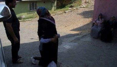 Kaybolan küçük kızın annesi ile kavuşma anı yürekleri dağladı