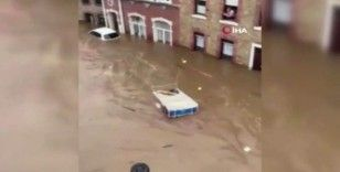 Almanya'daki sel felaketinde can kaybı 59'a yükseldi