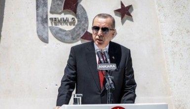 Cumhurbaşkanı Erdoğan, 15 Temmuz Şehitlerini Anma Programı'nda konuştu