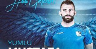 Mustafa Yumlu BB Erzurumspor'da