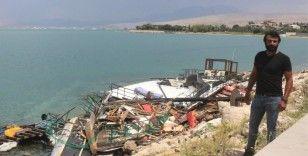Can pazarının yaşandığı teknenin kaptanı İHA'ya konuştu