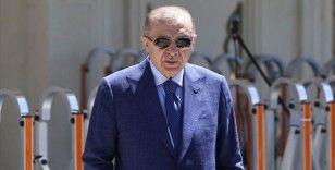 Cumhurbaşkanı Erdoğan: Kuzey Kıbrıs'a müjdesini orada parlamentoda vermek istiyorum