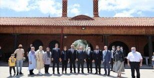 Sanayi ve Teknoloji Bakanı Varank, Samsun'da ziyaretlerde bulundu