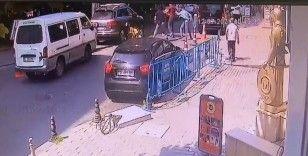 Fatih'te döviz çalışanları 3 milyon lirayı gaspçılara kaptırmadı