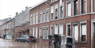 Belçika'da sel felaketi nedeniyle ölenlerin sayısı 27'ye çıktı