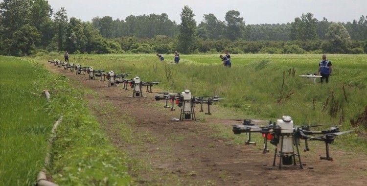 Tarımda su, ilaç tasarrufu sağlamak ve verimliliği artırmak için ZİHA filoları oluşturulacak