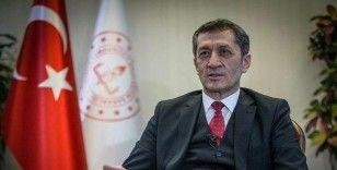Bakan Ziya Selçuk: 'İnşallah 6 Eylül'de okulları açacağız'