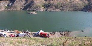 Amasya'da baraj gölünde aynı aileden 5 kişi boğularak hayatını kaybetti