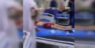 Bağdat'taki patlama canlı bomba tarafından gerçekleştirildi