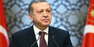 Erdoğan: Kıbrıs'ta yeni bir müzakere süreci olacaksa iki eşit egemen devlet arasında olabilir