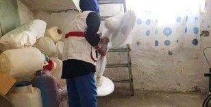 Yenişehir'de 250 evde bayram temizliği