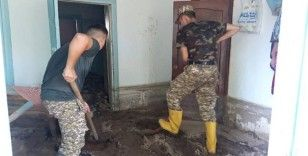 Kırgızistan'da sel: 1 ölü