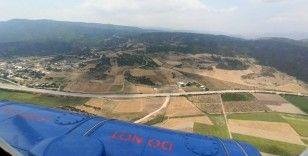Marmara'nın trafiğine helikopterli denetim
