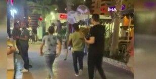Mısır'da sokakta aslanla gezen 3 kişi tutuklandı