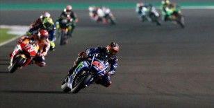MotoGP'de Tayland Grand Prix'si, Kovid-19 nedeniyle iptal edildi