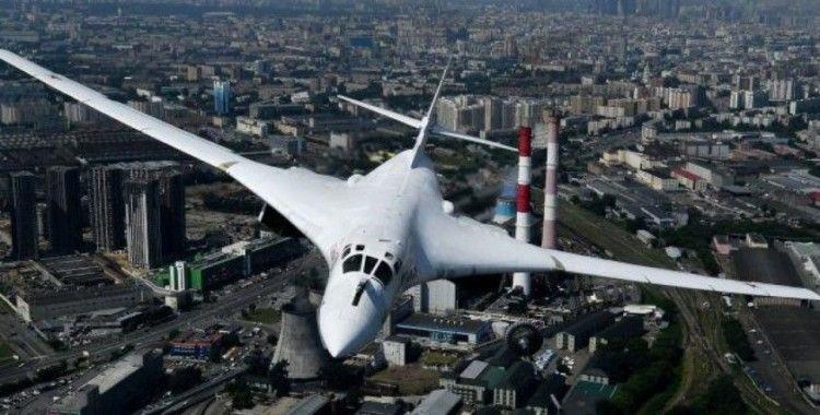 Rusya: Norveç jetleri Tu-160 stratejik füze uçaklarımıza eşlik etti