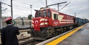 Demir yolu ağı, küresel tedarik zincirinde Türkiye'nin pozisyonunu güçlendiriyor